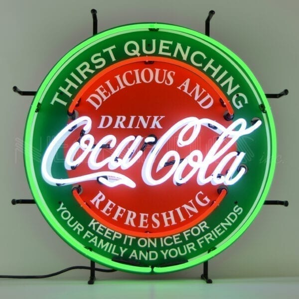 STANDARD SIZE NEON SIGNS