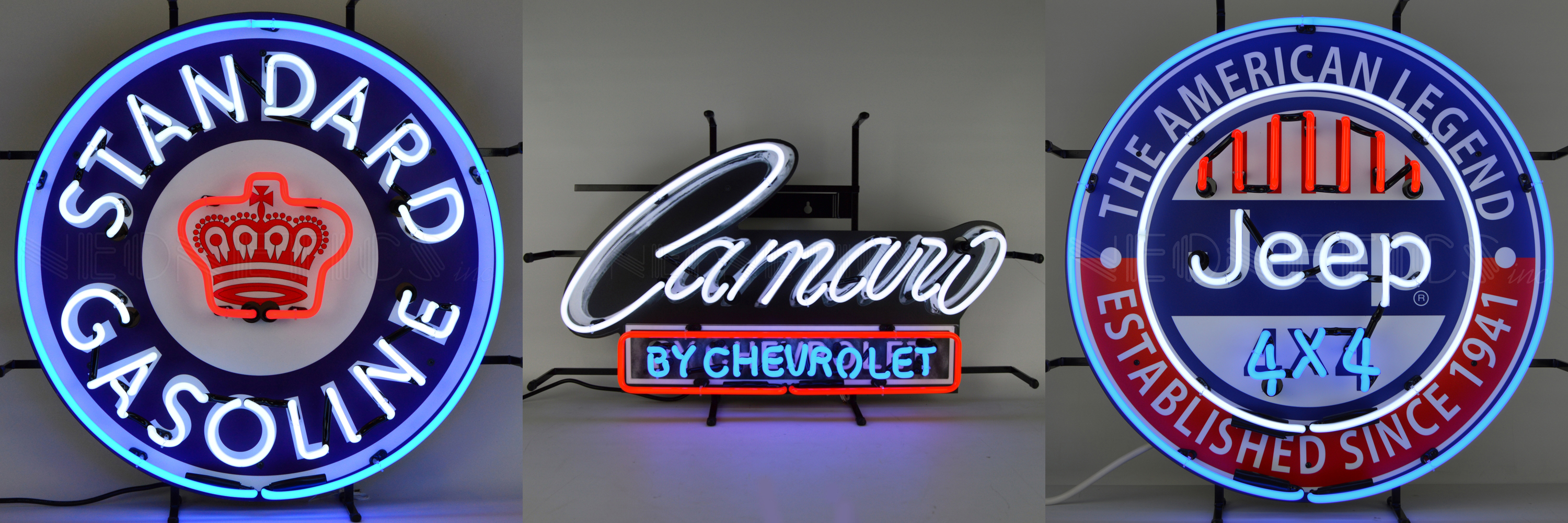 Neon By Neonetics Neon Signs Neon Clocks And Lighted Art